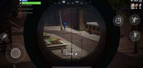 zoom   aim   sniper  fornite mobile