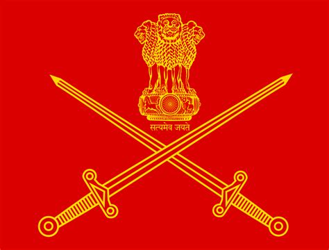 Indian Image by File Adgpi Indian Army Svg Wikimedia Commons