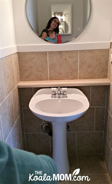 Bathroom Makeover Tips by My Ensuite Bathroom Makeover Tips For Updating A Small