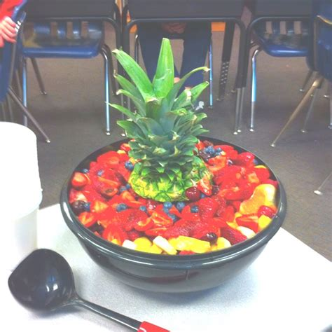Girl Scout Friendship Salad