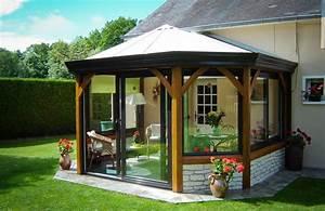 Prix Veranda En Kit : veranda en kit bois ~ Premium-room.com Idées de Décoration