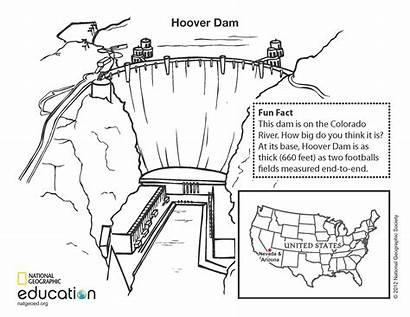 Dam Hoover Illustration National Nationalgeographic