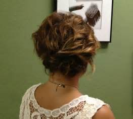 Short Hair Casual Updo Hairstyles