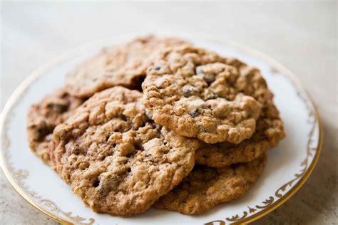 oatmeal raisin cookies oatmeal raisin cookies best recipe ever simplyrecipes com