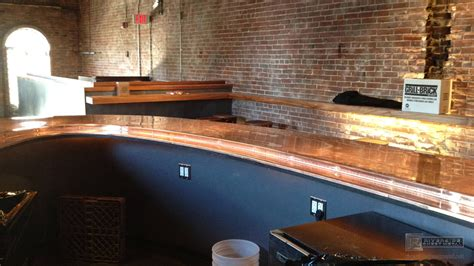 brick  mortars copper counter top cambridge ma