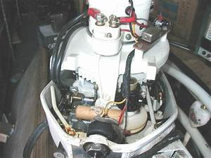 Find Chrysler 9 9 Hp Electric Start Outboard Motor With