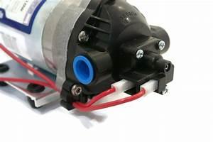 New Shurflo 12v Electric Water Transfer Pump W   Wiring
