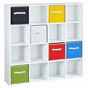 Meuble De Rangement Case : meuble de rangement 16 cases moli achat vente petit ~ Teatrodelosmanantiales.com Idées de Décoration