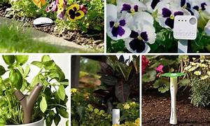 Garten Pflanzen : pflanzen sensoren high tech im garten ~ Eleganceandgraceweddings.com Haus und Dekorationen