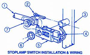 Ford E350 Econoline 351 1995 Electrical Circuit Wiring Diagram