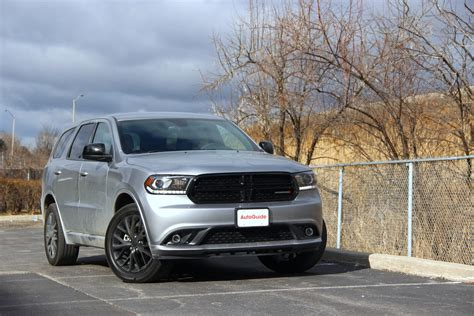 2011 Dodge Durango Reviews by 2016 Dodge Durango Sxt Review Autoguide News