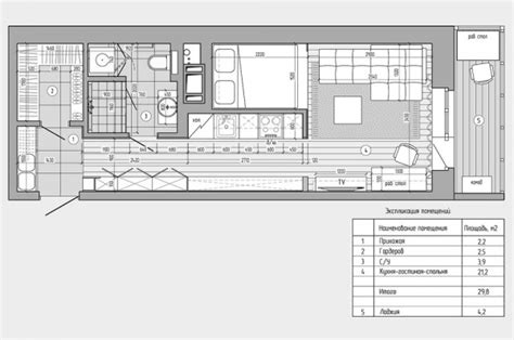 2 Apartments Under 30 Square Metre – One Light, One Dark : 2 Apartments Under 30 Square Metre
