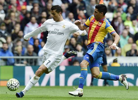 Real Madrid 3 2 Valencia