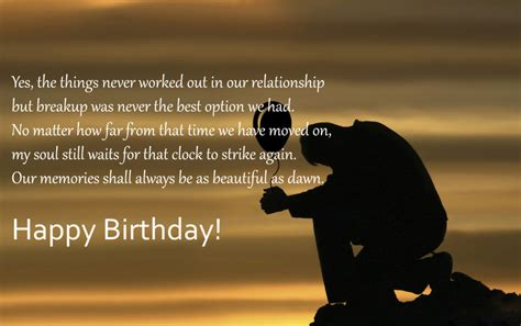 Here we overcome you or save you from getting shout by the girlfriend because of the fact that you can't be able to put some beautiful words to your prettiest girlfriend. How to Say Happy Birthday to Ex-Girlfriend? - Making Different