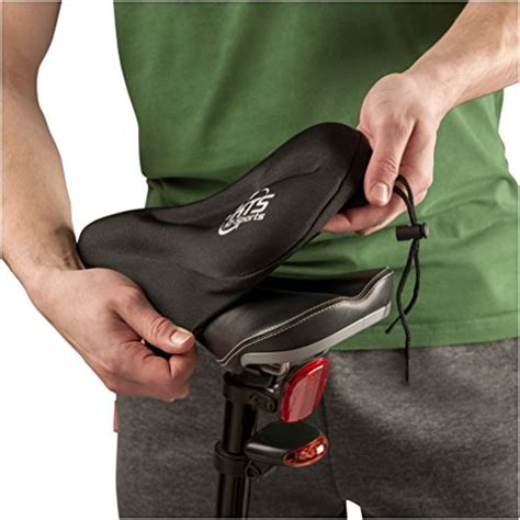 most comfortable bicycle seat gel bike seat cover kt sports bike saddle cover the
