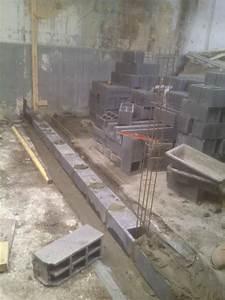 Fondation Mur Parpaing : r nover sa maison soi m me notre projet de r novation d ~ Premium-room.com Idées de Décoration