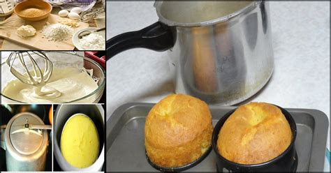 How To Make Cake In Pressure Cooker Without