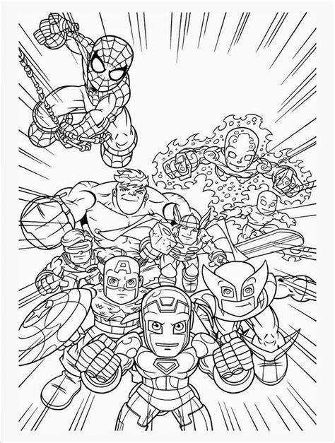superhero coloring pages coloring pages  premium