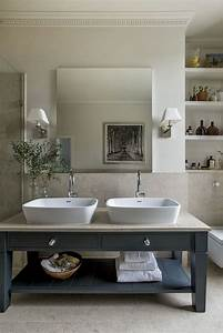 prepossessing 30 remodeled bathrooms with double sinks With double sink bathroom decorating ideas