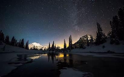 Retina 4k Night Space Galaxy Stars Wallpapers