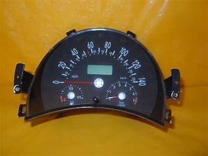98 Vw Beetle Speedometer Instrument Cluster Dash Panel
