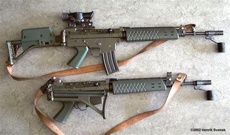 Swedish Assault Rifle
