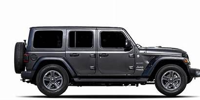 Jeep Wrangler Unlimited Jl Rubicon Side Fiat