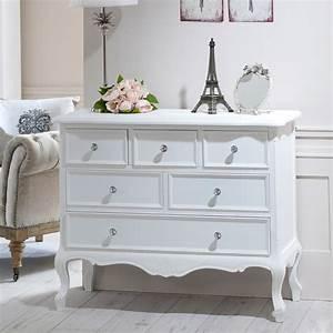 White, Vintage, Furniture