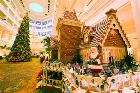 grand floridian gingerbread house build timelapse  walt