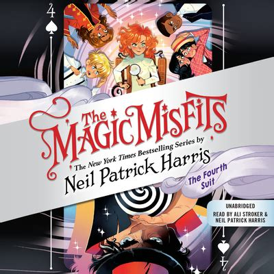 The Magic Misfits: The Fourth Suit (CD-Audio) | The Book Table