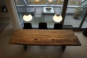 Eiche Massiv Tisch : zwinz tisch altholz eiche massiv echt zwinz ~ Eleganceandgraceweddings.com Haus und Dekorationen