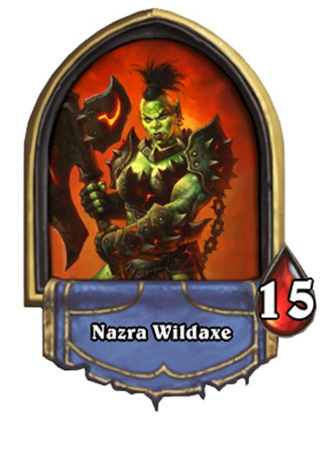 Basic Paladin Deck Icy Veins by Nazra Wildaxe Heroic Hearthstone Heroes Of Warcraft