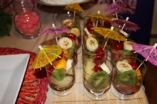 Hawaiian Party Food
