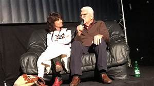 Adrienne Barbeau und Tom Atkins - November 5th 2016 - YouTube