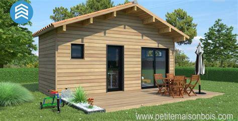 chalet en bois 20m2 chalet en bois habitable en kit un logement d appoint dans le jardin