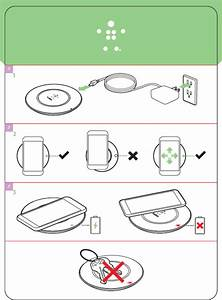 Belkin F7u027 Boostup Wireless Charging Pad User Manual