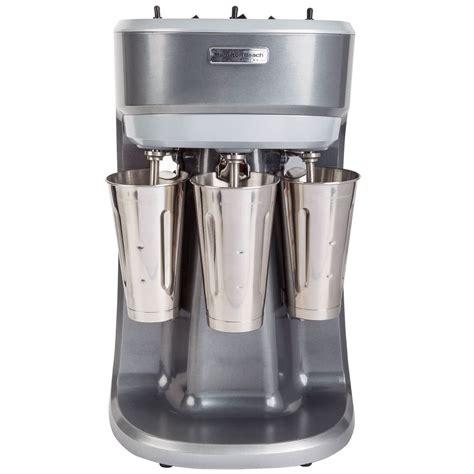 Hamilton Beach HMD400 Triple Spindle Drink Mixer   120V