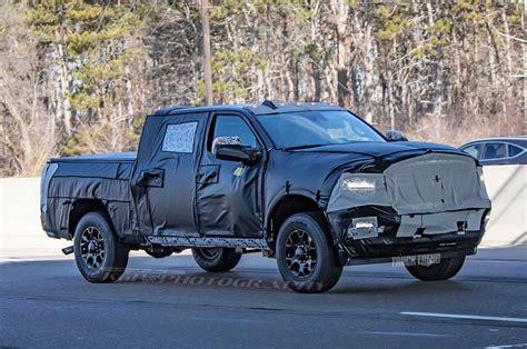 spied  ram heavy duty pickup loses crosshairs