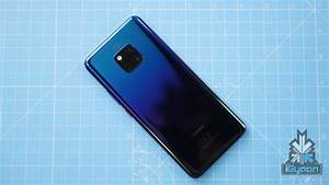 Huawei Mate 20 Pro Official Specifications And Price
