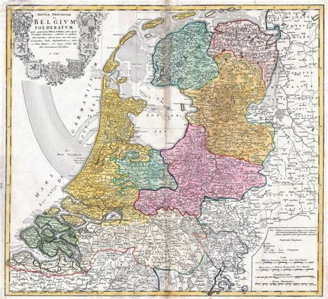 large scale  map  netherlands holland