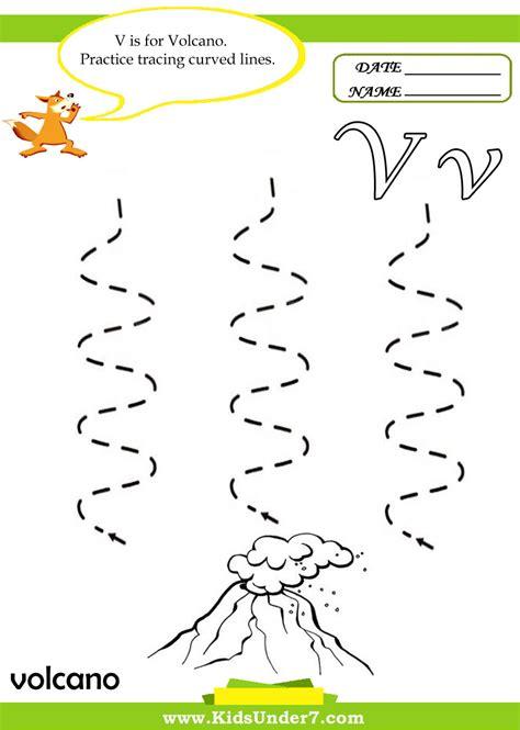 volcanoes for preschoolers volcano worksheets grade 2 worksheet example 488