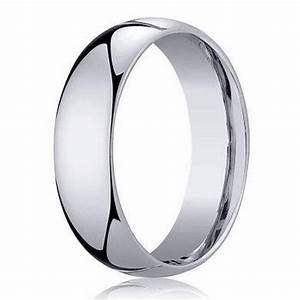 benchmark men39s wedding band in 950 platinum classic With platinum male wedding rings