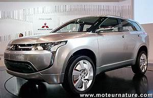 4x4 Hybride Rechargeable : mitsubishi px miev un concept d 39 hybride s rie parall le rechargeable ~ Gottalentnigeria.com Avis de Voitures