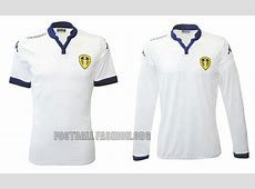 Leeds United Sign with Kappa Unveil 201516 Home Kit