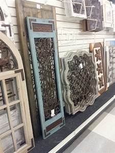 Large architectural wall decor .home goods. Maybe for ...