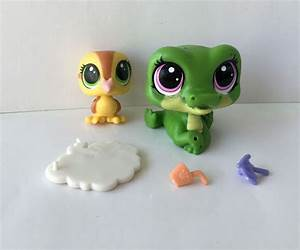 Littlest Pet Shop LPS Toys Rare Children t