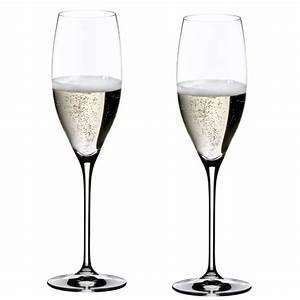 Verre A Champagne : verre champagne riedel de saveurs d 39 origine ~ Teatrodelosmanantiales.com Idées de Décoration