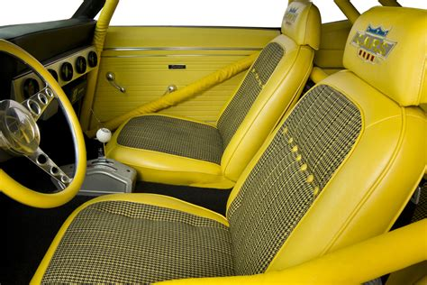 cars inc now offers custom interiors that fit like originals chevy