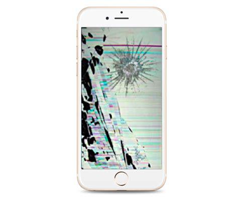 iphone 6 broken screen iphone 6 plus cracked lcd screen replacement