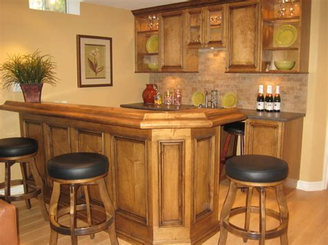 basement corner bar ideas basement traditional home bar toronto by chic Basement Corner Bar Ideas